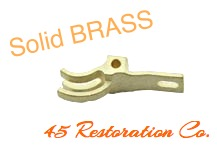 Float Lever Tab-*Solid BRASS 27381-50