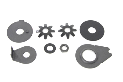"parkerized foot clutch parts kit 1937-up 45"" 36900-36P"