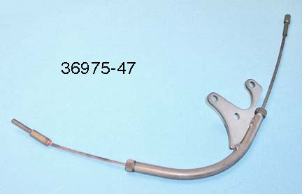 Clutch Cable-3 hole 36975-47