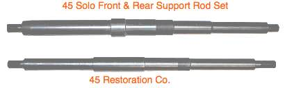 F&R SUPPORT RODS(2) 50511-38