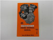 Engine & Transmission overhaul manual 216 pages E-8